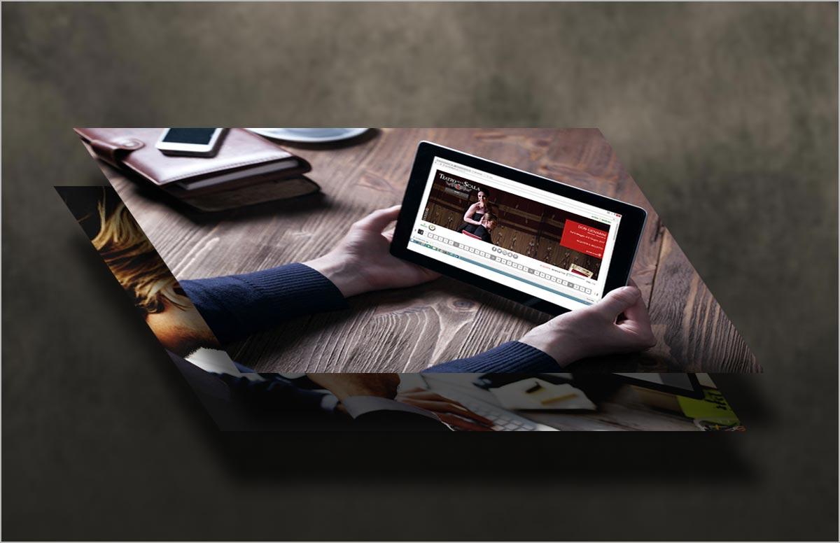 Realizzazione siti web immagine slide homepage