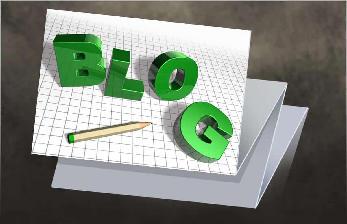 realizzazione blog aziendali personali